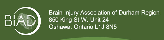 Brain Injury Association of Durham Region